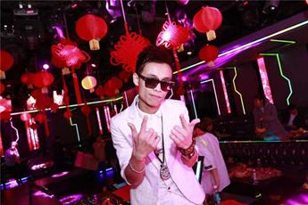 魔声学员DJ武云上海MT现场照片