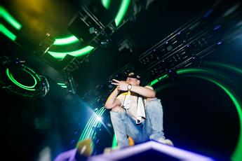 魔声DJ培训优秀学员DJ Justin现场照片