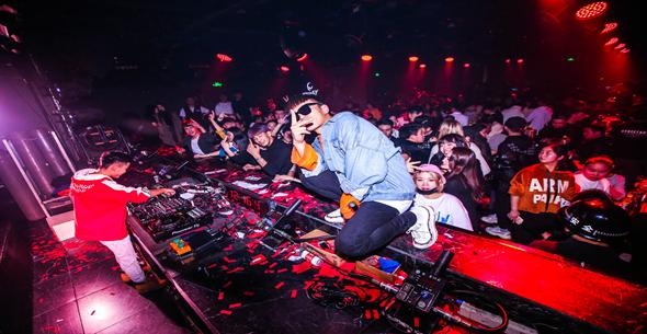 魔声导师DJ苏瑞全国巡演现场照片