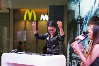 魔声导师DJ天亮2011先锋dj大赛全国总决赛