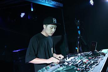 第十四届先锋DJ大赛华北决赛搓盘组W.Zhao