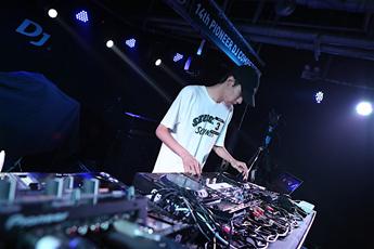 第十四届先锋DJ大赛华北决赛搓盘组Juliang L