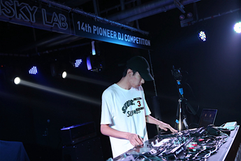 2016年先锋DJ大赛华北总决赛磨盘组Juliang.L