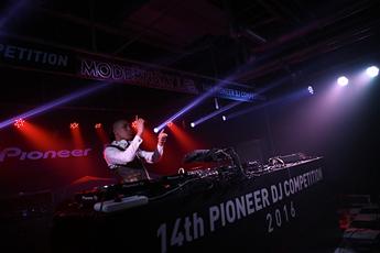魔声DJ导师DJXin.铁鑫先锋DJ大赛华北赛区决赛