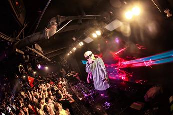 魔声DJ导师苏瑞中秋派对现场视频