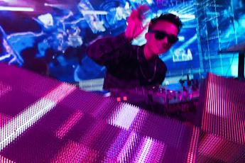 魔声就业DJ学员Jerry苏州潘多拉现场视频