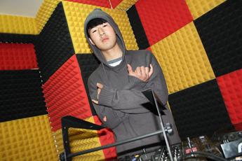魔声DJ安徽阜阳学员刘文杰练习照片