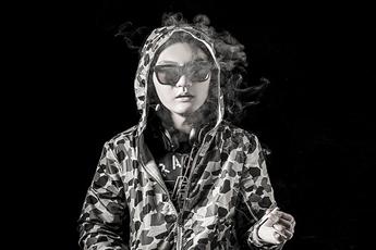魔声DJ导师李洋个人写真照片