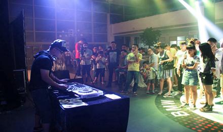 哪里可以学DJ打碟?