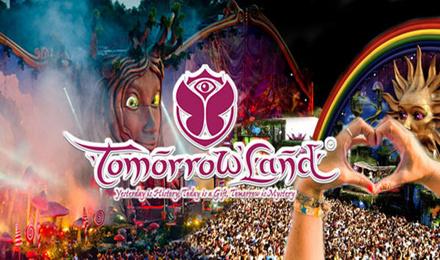 今年Tomorrowland在舞台造型重大变化