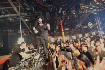欧美百大DJ超嗨现场蹦迪视频专辑