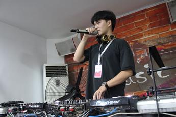 安徽亳州DJ学员汪海洋练习照片