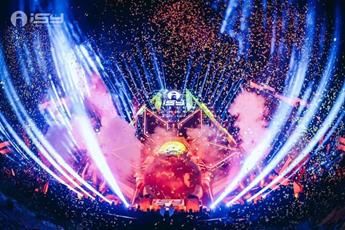 世界百大DJ电音派对现场打碟视频
