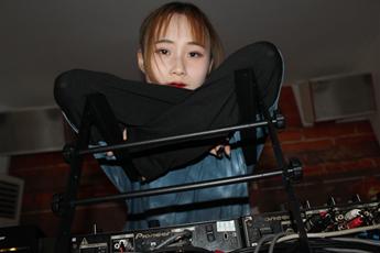 江苏盐城DJ学员闵婉瑜练习照片