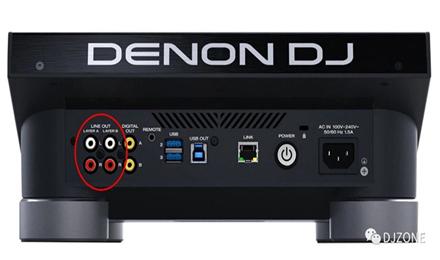 一台碟机两路混音?Denon DJ