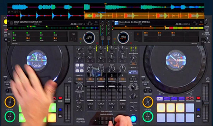 使用控制器来进行Scratch(1)