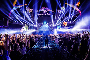 顶级百大音乐节欧美现场DJ视频高清