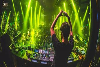 商业气氛电子DJ视频舞曲超弹大鼓