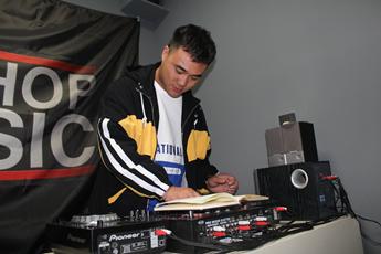 江苏盐城DJ学员蔡立华练习照