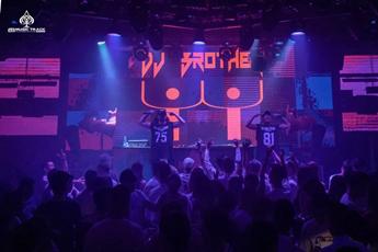 超嗨EDM2019全英文百大DJ打碟视频现场