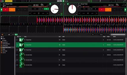 Serato DJ Lite也能使用节拍网格
