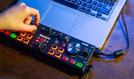 Numark DJ2GO2 Touch 发布