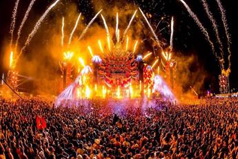 阿拉善最新2020百大DJ巡演超嗨现场视频