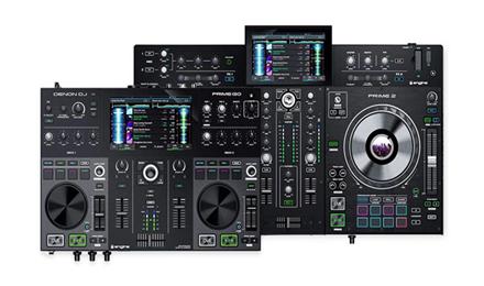 Denon DJ 发布Prime 2及Prime Go