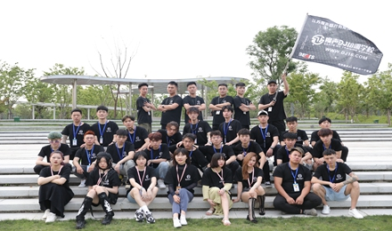 2020届魔声DJ培训学校全体师生合影照片