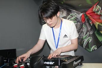 山西晋城DJ学员田浩练习照片