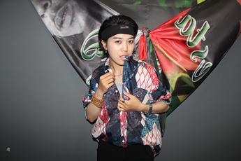 安徽滁州DJ学员李雪莲练习照片