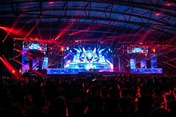 大型派对场DJ互动视频专辑制作