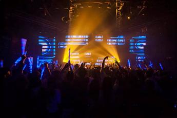 高空派对场机械DJ开场视频专辑