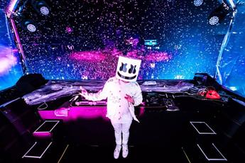 MAIMAI派对场百大DJ嘉宾现场视频