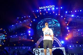魔声导师MANGO音乐节主持照