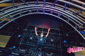 魔声DJ导师MANGO音乐节现场照(上)