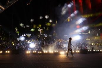 魔声DJ金牌MC导师苏瑞南京音乐节现场照(下)