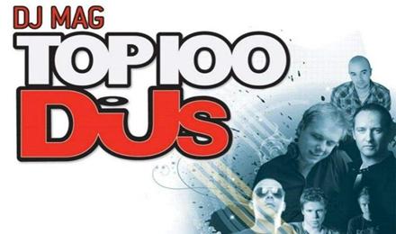 2020年世界百大DJ排行榜完整版