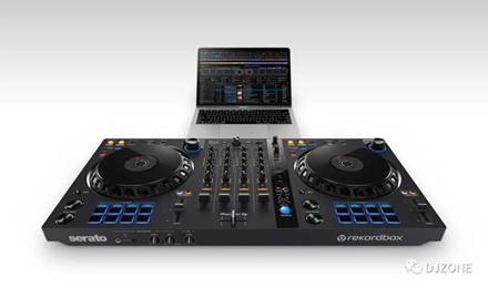 Pioneer DJ发布DDJ-FLX6