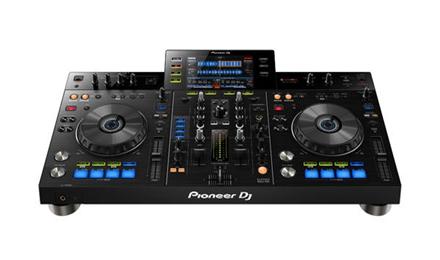 XDJ - RZ实用性很高的全能DJ控制