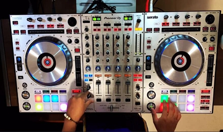 花式Remix DJSet编排