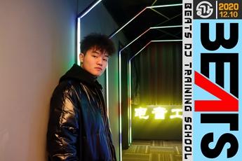 安徽阜阳DJ学员高文阳打碟练习照片