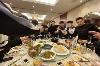 魔声DJ培训学校2020届全体师生聚餐合集