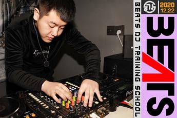 吉林长春DJ学员崔大伟打碟练习照片