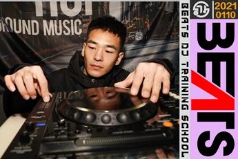 山东菏泽DJ学员王威超打碟练习照片