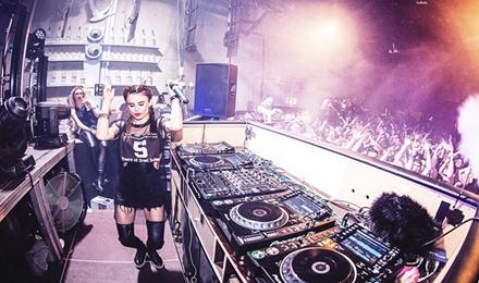 年龄小,女孩能不能学DJ