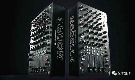 PLAYdifferently发布Model 1.4混音台
