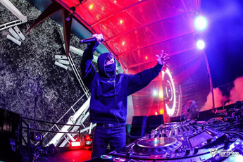 太原迈阿密派对场国外嘉宾DJ现场演出MV