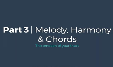 【乐理教程】26.旋律、和弦与