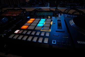 魔声DJ培训学校全球最顶级的DJ设备